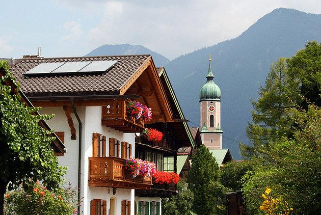 germen house